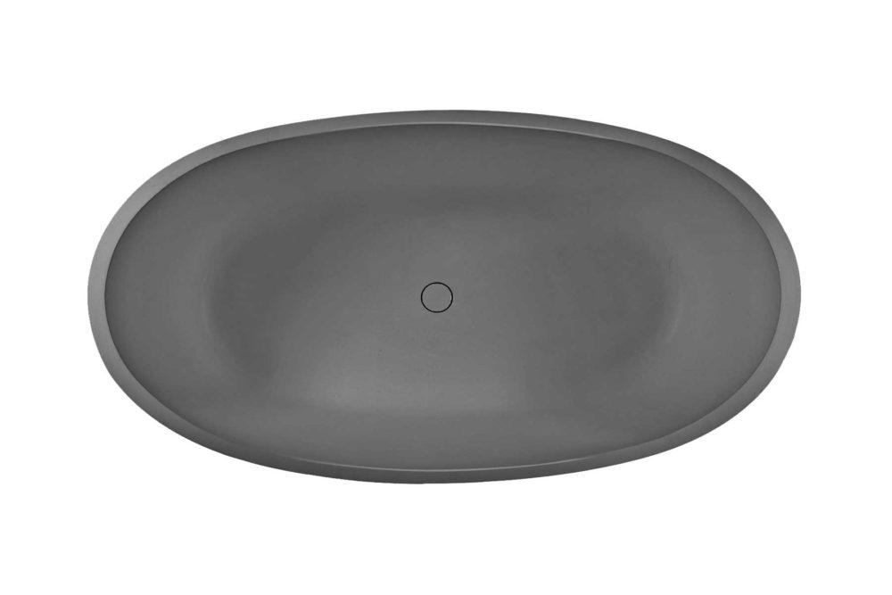 Viena grå ovenfra (illustrasjon)
